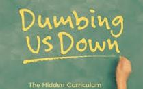 Dumbing us down email marketing, email blast dumb down