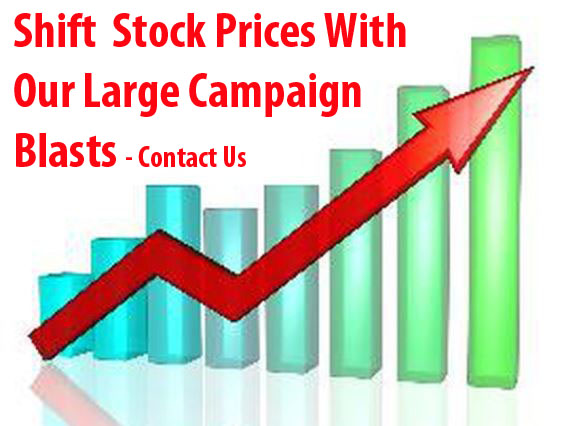 move stock prices, move stock prices with email campaign, shift stock prices with email blast, shift penny stocks prices with mass email blasts